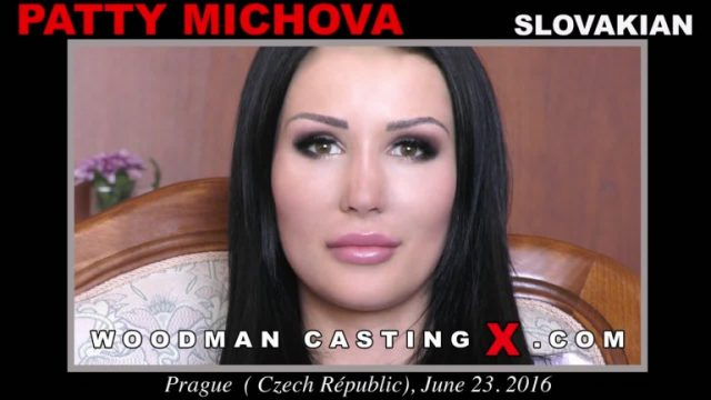 Woodman casting Patty Michova [HD casting big tits anal sex 2016]